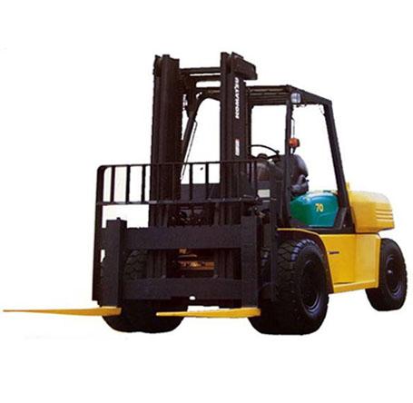 小松大吨位柴油叉车销售FD50/70/80系